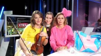 ELENA MIKHAILOVA- AGATHA RUIZ DE LA PRADA- MUSICA Y MODA- SARASATE- DISCO (7)