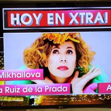 ELENA MIKHAILOVA- AGATHA RUIZ DE LA PRADA- MUSICA Y MODA- SARASATE- DISCO (9)